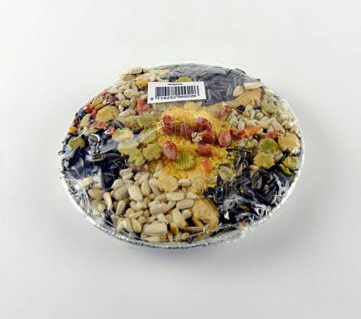 Vogelpizza mini