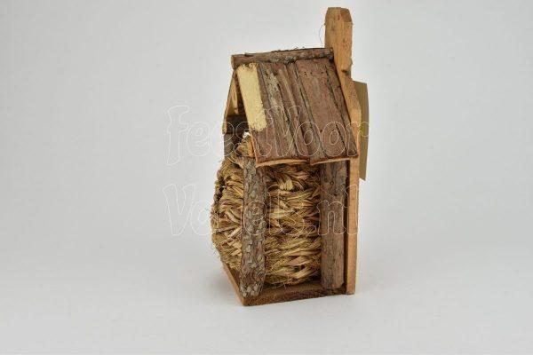 Nestkastje natuurlijke materialen