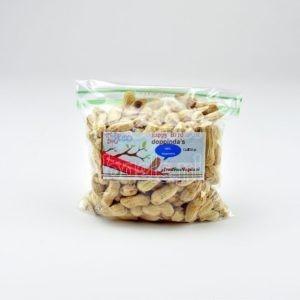Doppinda's in hersluitbare zak 250 gram