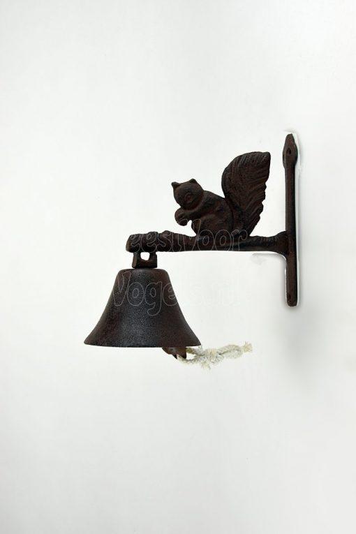 bel met eekhoorn