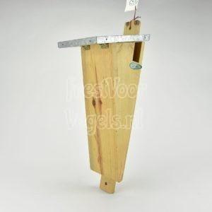 Nestkast voor boomkruiper