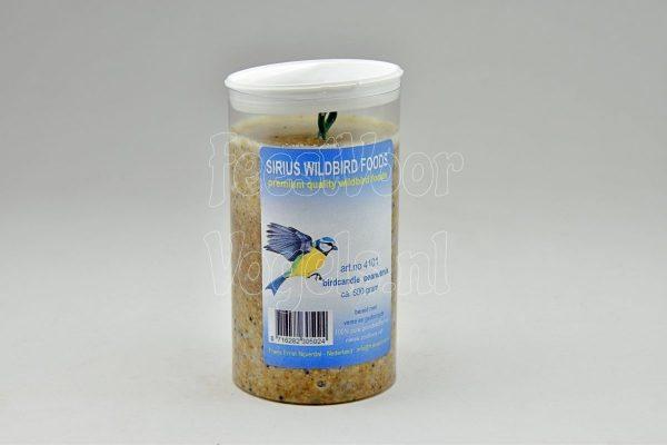 Vetstaaf XXL, Bird-candle, Pinda-mix