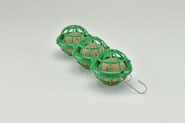 Hanger voor 3 mezenbollen