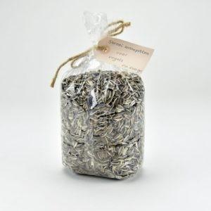 Strooi zonnebloempitten, 500 gram