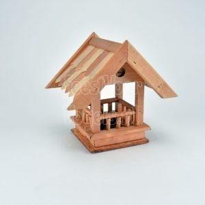 Voerhuis voor vogelvoer