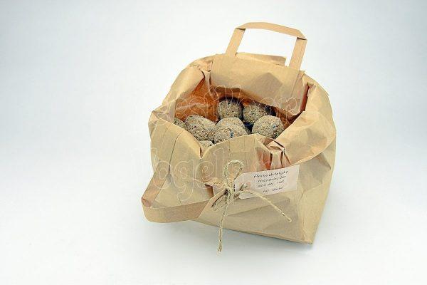 Mezenbollen zonder net, 040 stuks