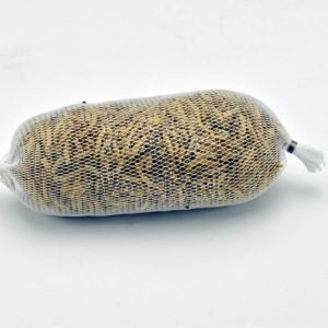Meelwormen in polynet