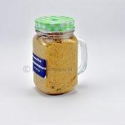 Vogelpindakaas in Mason-Jar, ca. 400 ml.