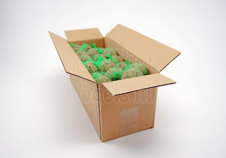 Mezenbollen, 050 stuks in een doos, Happy Bird