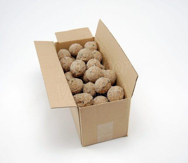 Mezenbollen zonder net, 050 stuks