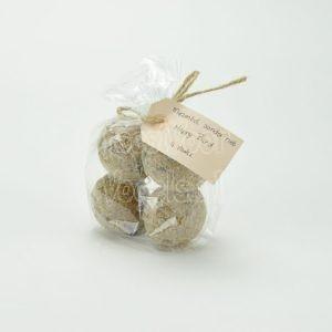 Mezenbollen zonder net, 004 stuks