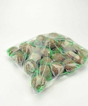 Ritszak met 30 mezenbollen