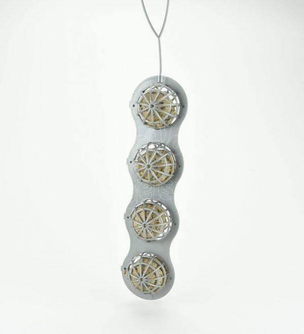 Mezenbollen tower gevuld met vetbollen