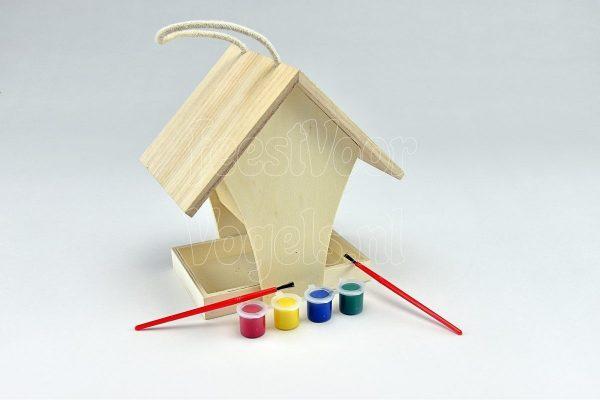 Gardman Kids feeder, om zelf te schilderen