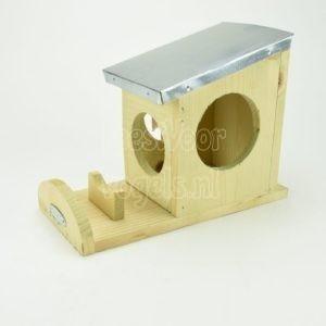Voederhuis voor eekhoornpindakaas, Esschert Design