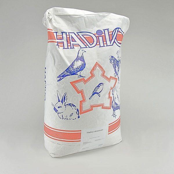 Hadivo strooivoer,  voordeelzak 20 kg.