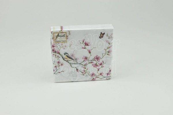 Servetten Bird & Blossom, Ambiente