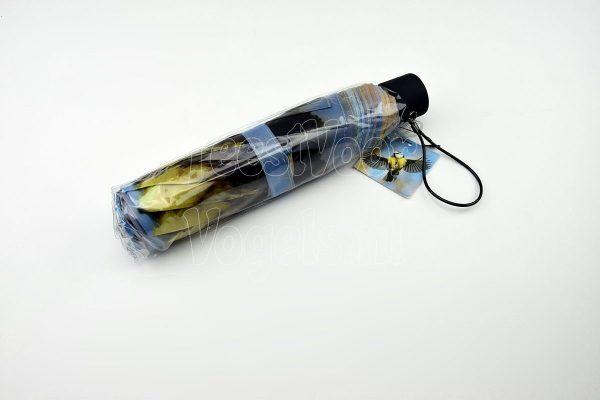 Opvouwbare paraplu, pimpelmees. Esschert Design