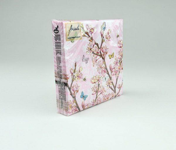 Servetten Blossom Rose, ambiente