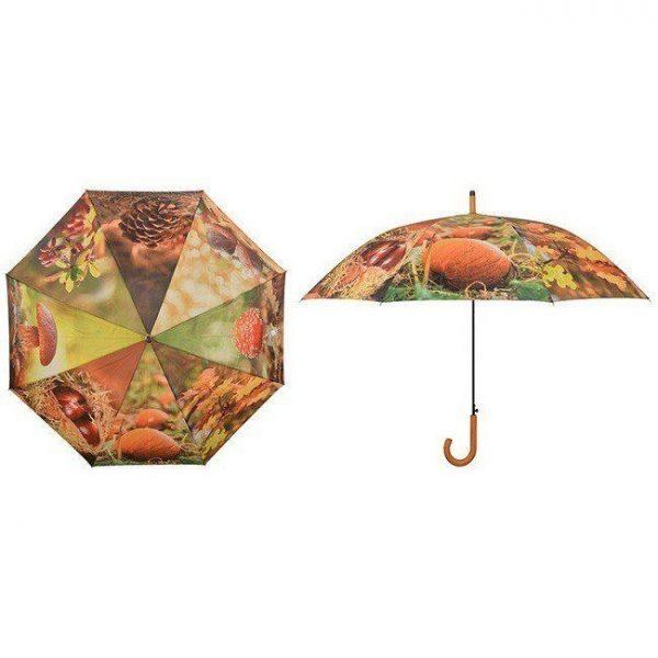 Paraplu met herfstdesign, Esschert