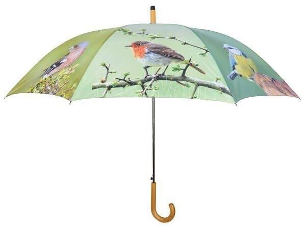 Paraplu met vogels, Esschert