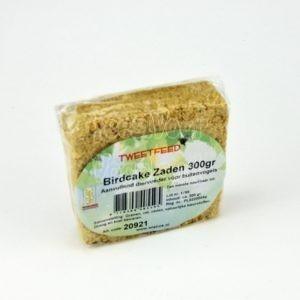 Vetblok/birdcake met zaden