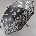 Opvouwbare paraplu met lieveheersbeestje