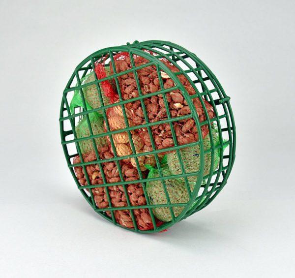 Houder voor mezenbollen
