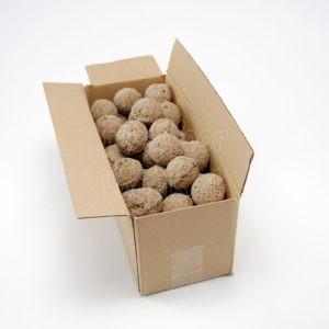 Zomer mezenbol zonder net, doos 50 stuks