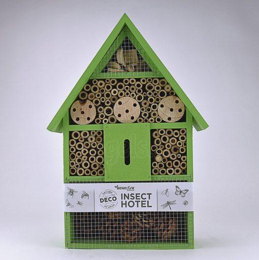 insecten hotel groen