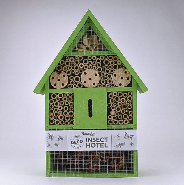 Insecten hotel, groen