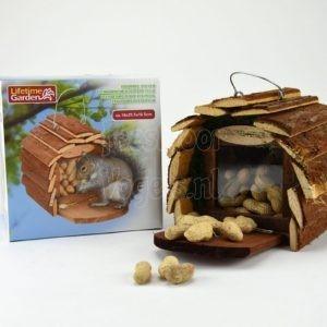 Eekhoornvoederbak