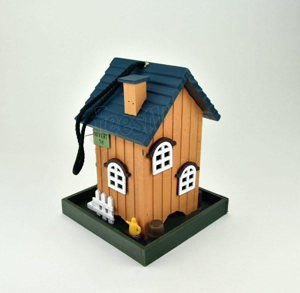 Vogelhuis voor vogelvoer