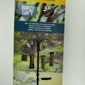 Buzzy Bird Gift voederstation compleet