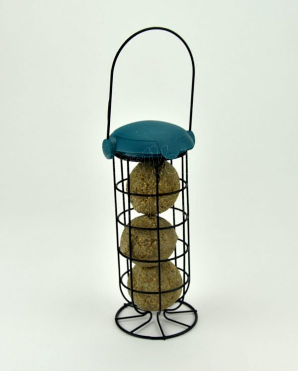 Buzzy Bird easy fill feeder voor 3 vetbollen