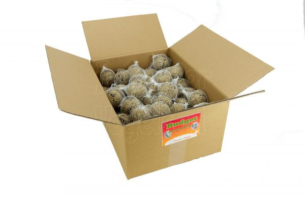 Budget mezenbollen, doos 100 stuks