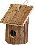 Nestkast voor kleine tuinvogels.
