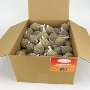 Mezenbollen met insecten, rits zak 30 stuks