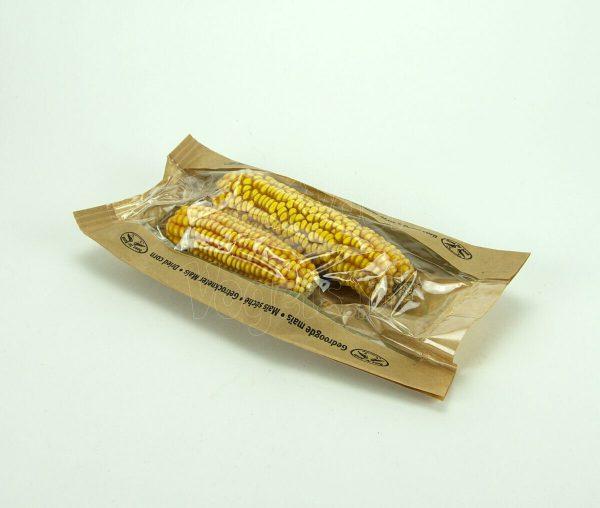 Gedroogde maiskolven