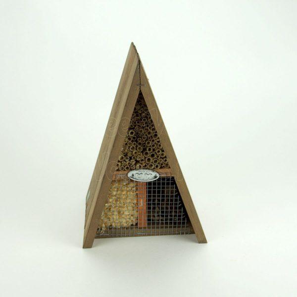 Insectenhotel driehoek