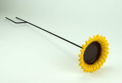 zonnebloem voederschaal