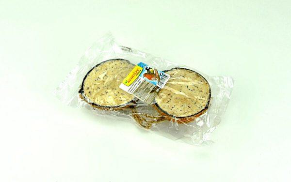 Duopack halve kokosnoten
