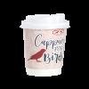Vogel cappuccino