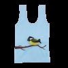 Opvouwbare vogeltas