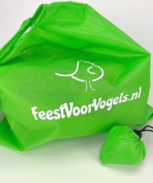 shopper groen opvouwbaar