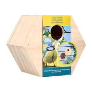 Buzzy® Home Hexagon Mezen Nestkast
