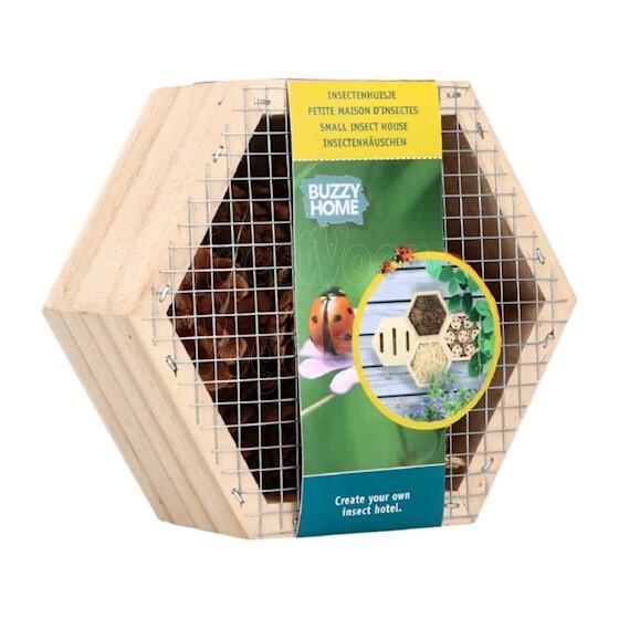 Buzzy® Home Hexagon Lieveheersbeestjes