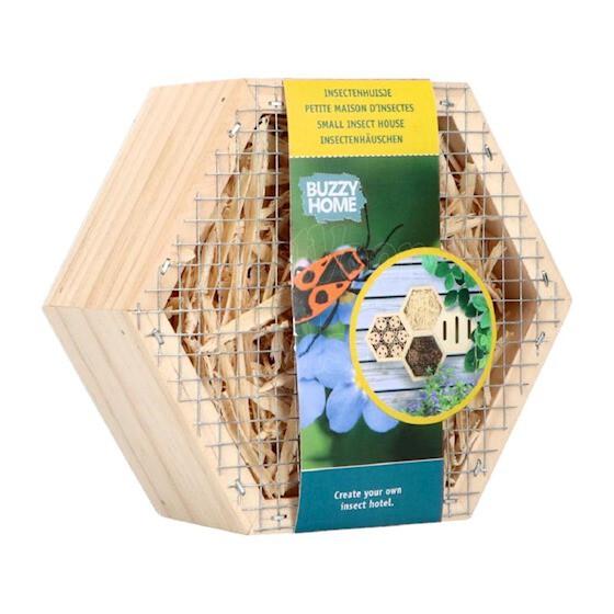 Buzzy® Home Hexagon Insecten