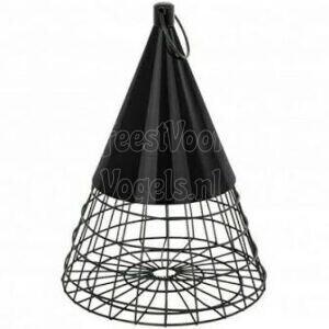 Vetbol piramide zwart